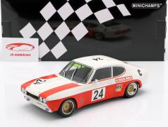 Ford Capri RS 2600 #24 Class Winner 9h Kyalami 1971 1:18 Minichamps