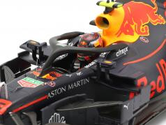 M. Verstappen Red Bull Racing RB14 #33 Sieger Mexiko F1 2018 1:18 Minichamps