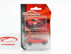 Honda Civic Type R red 1:64 Majorette