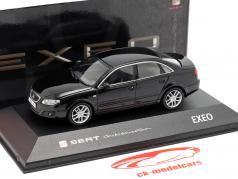 Seat Exeo limousine black 1:43 Seat