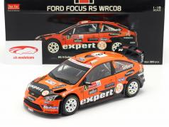 Ford Focus RS WRC08 #6 Rassemblement Mexique 2010 Solberg, Minor 1:18 SunStar