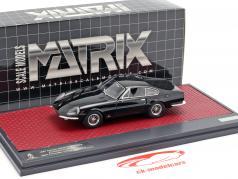 Ferrari 330GTC Speciale Maria Maddalena da Lisca 1967 nero 1:43 Matrix