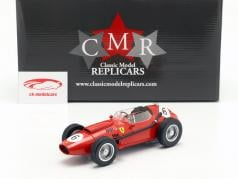 Mike Hawthorn Ferrari Dino 246 #6 第2 摩洛哥 GP 世界冠军 F1 1958 1:18 CMR