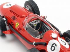Mike Hawthorn Ferrari Dino 246 #6 2 ° Marocco GP campione del mondo F1 1958 1:18 CMR