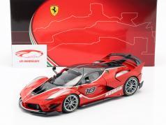 Ferrari FXX-K Evo #18 Corsa rojo 1:18 BBR