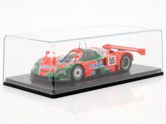 Mazda 787B #55 胜利者 24h LeMans 1991 Weidler, Herbert, Gachot 1:43 Spark
