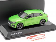 Audi RS Q8 year 2020 java green 1:43 Jaditoys
