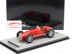 Ferrari 125 F1 prensa versión 1950 1:18 Tecnomodel