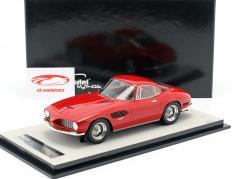 Ferrari 250 GT SWB Bertone year 1962 red metallic 1:18 Tecnomodel