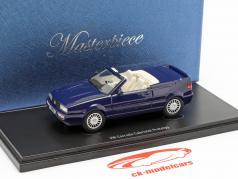 Volkswagen VW Corrado Cabriolet Prototyp 1993 dunkelblau 1:43 AutoCult