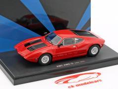 AMC AMX/3 year 1970 red 1:43 AutoCult