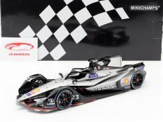 Sebastien Buemi Nissan IM01 #23 Formel E Saison 5 2018/19 1:18 Minichamps