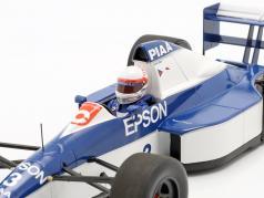 Satoru Nakajima Tyrrell 018 #3 6日 米国 GP 式 1 1990 1:18 Minichamps
