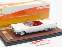 Cadillac Eldorado convertible Open Top année de construction 1964 tremble blanc 1:43 GLM