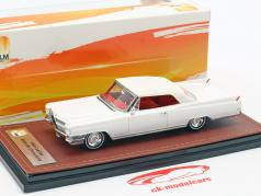 Cadillac Eldorado convertible Closed Top année de construction 1964 aspen blanc 1:43 GLM