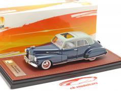 Cadillac Series 60 Special année de construction 1941 bleu foncé 1:43 GLM