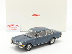 BMW Glas 3000 V8 anno di costruzione 1967-1968 blu 1:18 Schuco