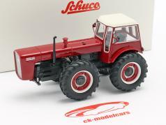 Steyr 1300 System Dutra tractor rojo 1:43 Schuco