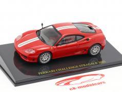Ferrari Challenge Stradale año de construcción 2003 rojo 1:43 Altaya
