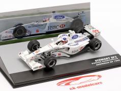 Rubens Barrichello Stewart SF3 #16 5th Australien GP Formel 1 1999 1:43 Altaya