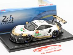 Porsche 911 RSR #91 2 ° LMGTE Pro 24h LeMans 2019 Porsche GT Team 1:43 Spark