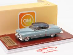 Cadillac Series 62 Convertible 1951 goud metalen / beige 1:43 Great Iconic Models