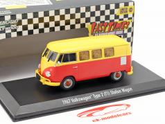Volkswagen VW tipo 2 (T1) 1967 filme Fast Times at Ridgemont High (1982) 1:43 Greenlight