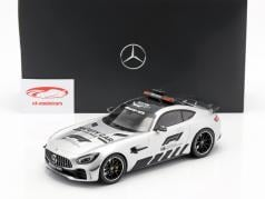 Mercedes-Benz AMG GT-R Safety Car formule 1 2019 1:18 Minichamps