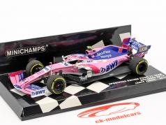 Lance Stroll Racing Point RP19 #18 formel 1 2019 1:43 Minichamps