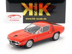 Alfa Romeo Montreal année de construction 1970 rouge 1:18 KK-Scale
