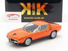 Alfa Romeo Montreal año de construcción 1970 naranja 1:18 KK-Scale