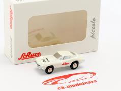 Chevrolet Corvette Toy Fair Nuremberg 2020 white 1:90 Schuco Piccolo