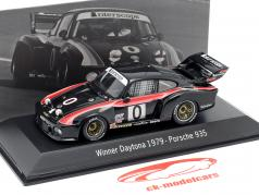 Porsche 935 #0 Vincitore 24h Daytona 1979 Interscope Racing 1:43 Spark