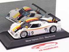 Porsche-Riley #9 Vinder 24h Daytona 2010 1:43 Spark