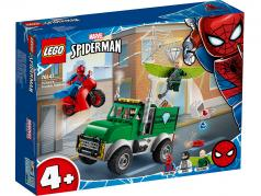 LEGO® Marvel Spiderman Vultures LKW-Überfall