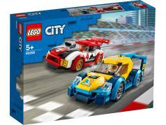 LEGO® City Rennwagen-Duell