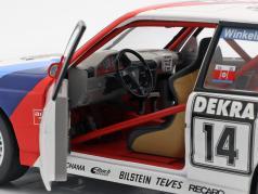 BMW M3 (E30) #14 vincitore Norisring DTM 1992 Joachim Winkelhock 1:18 Solido
