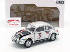 Volkswagen VW escarabajo 1303 #5 ganador Rallye Elba 1973 Warmbold, Häggbom 1:18 Solido