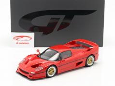 Koenig Specials Ferrari F50 vermelho 1:18 GT-Spirit