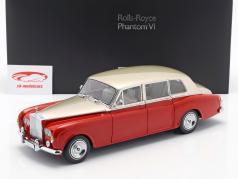 Rolls Royce Phantom VI rot / hellbeige 1:18 Kyosho