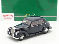 Mercedes-Benz 220 (W187) sedan ano de construção 1953 azul 1:18 Cult Scale