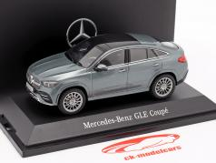Mercedes-Benz GLE Coupe C167 selenite grey 1:43 iScale