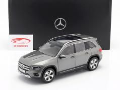 Mercedes-Benz GLB X247 montaña gris 1:18 Z-Models