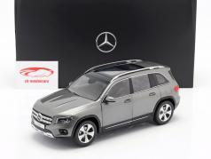 Mercedes-Benz GLB X247 mountaingrau 1:18 Z-Models