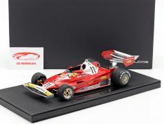 N. Lauda Ferrari 312 T2 #11 campeón del mundo Países Bajos GP F1 1977 1:18 GP Replicas