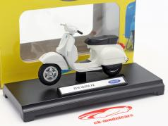 Vespa PX year 2016 white 1:18 Welly