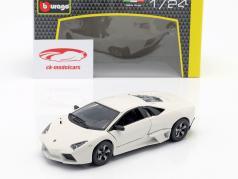 Lamborghini Reventon blanc 1:24 Bburago