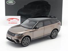 Land Rover Range Rover Velar year 2018 brown 1:18 LCD Models