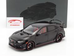 Honda Civic Type-R black 1:18 LCD Models