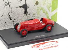 BMW KR6 année de construction 1934 rouge 1:43 AutoCult